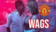 manchester united wags girlfriends wives