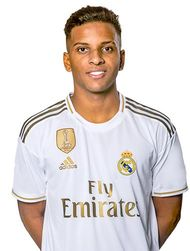 Picture of the 1.74 m (5 ft 9 in) tall Brazilian left winger of Real Madrid