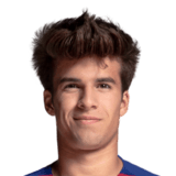 Picture of the 1.69 m (5 ft 7 in) tall Spanish central midfielder of Barcelona