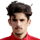 Picture of the 1.83 m (6 ft 0 in) tall Portuguese right winger of Barcelona